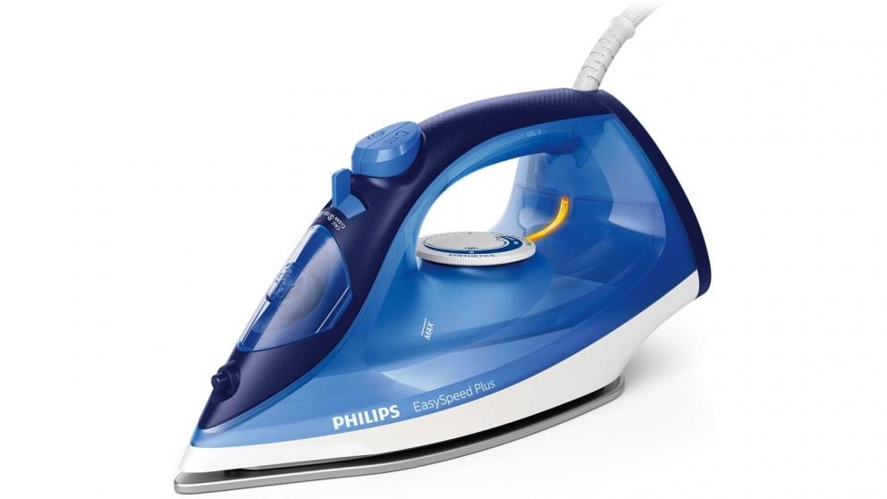 Philips EasySpeed Plus Steam Iron - Blue