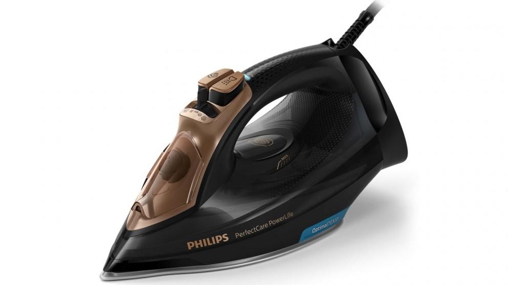 Philips PerfectCare Steam Iron - Black/Gold