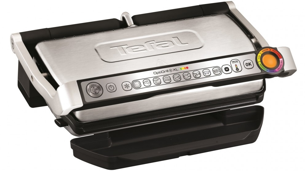Tefal OptiGrill XL with 9 Programs Grill