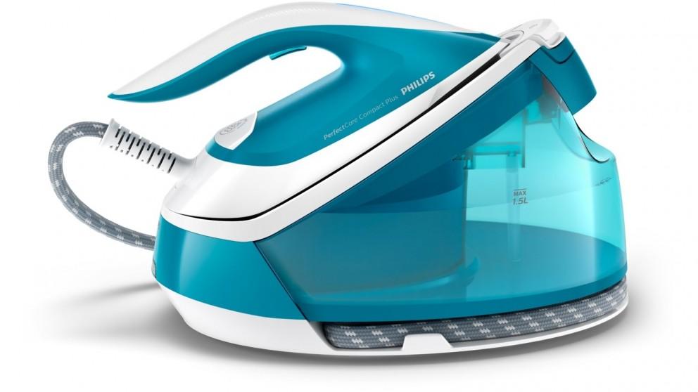 Philips PerfectCare Compact Plus Steam Generator - Aqua Blue