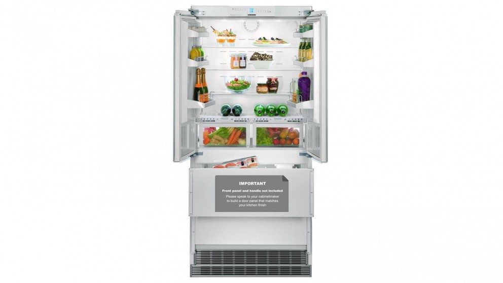 liebherr 585l french door fully integrated fridge liebherr 585l french door fully integrated fridge   fridges      rh   harveynorman com au