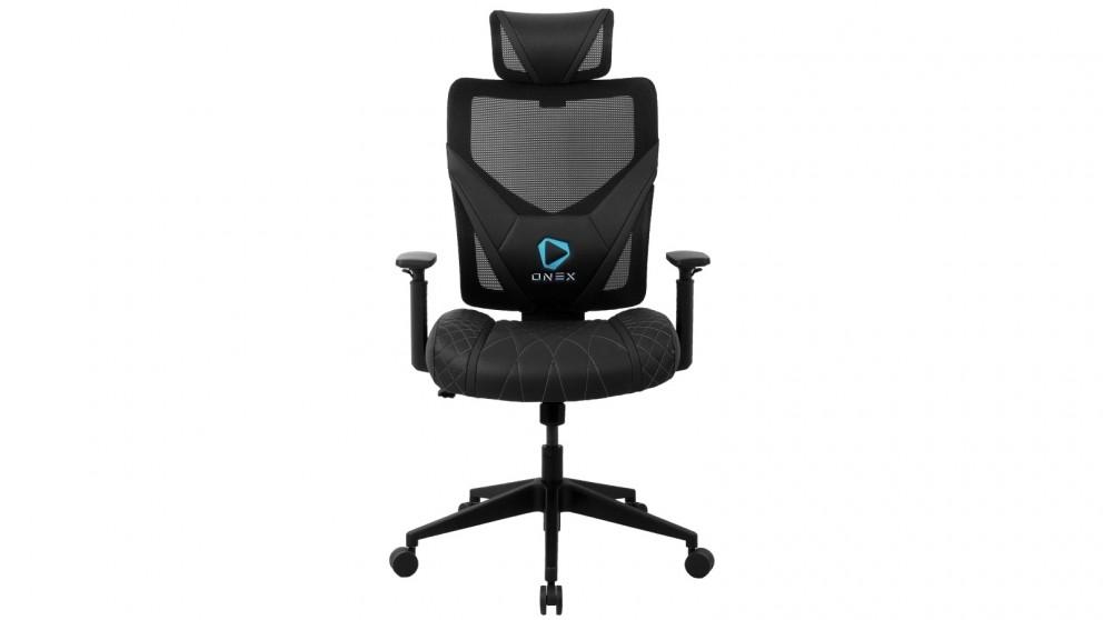 ONEX GX300 Gaming Chair - Black
