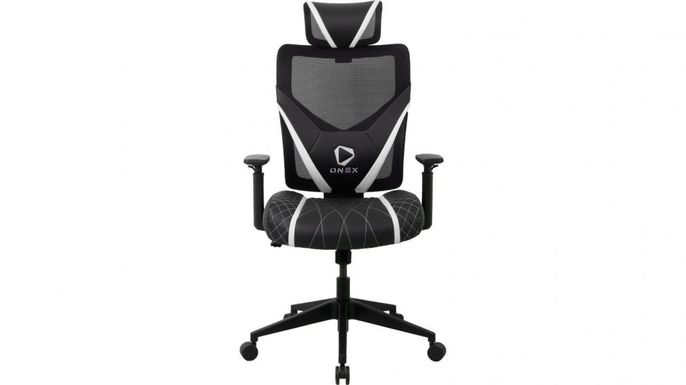 ONEX GX300 Gaming Chair - White