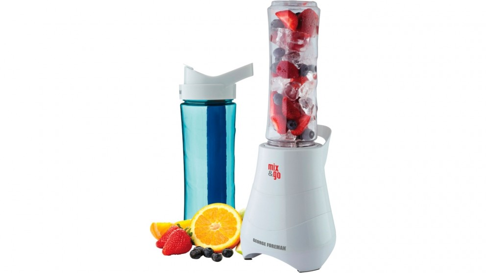 George Foreman Mix & Go Blender with Chill Sticks