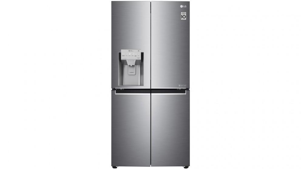 LG 570L Slim French Door Fridge - Stainless Steel