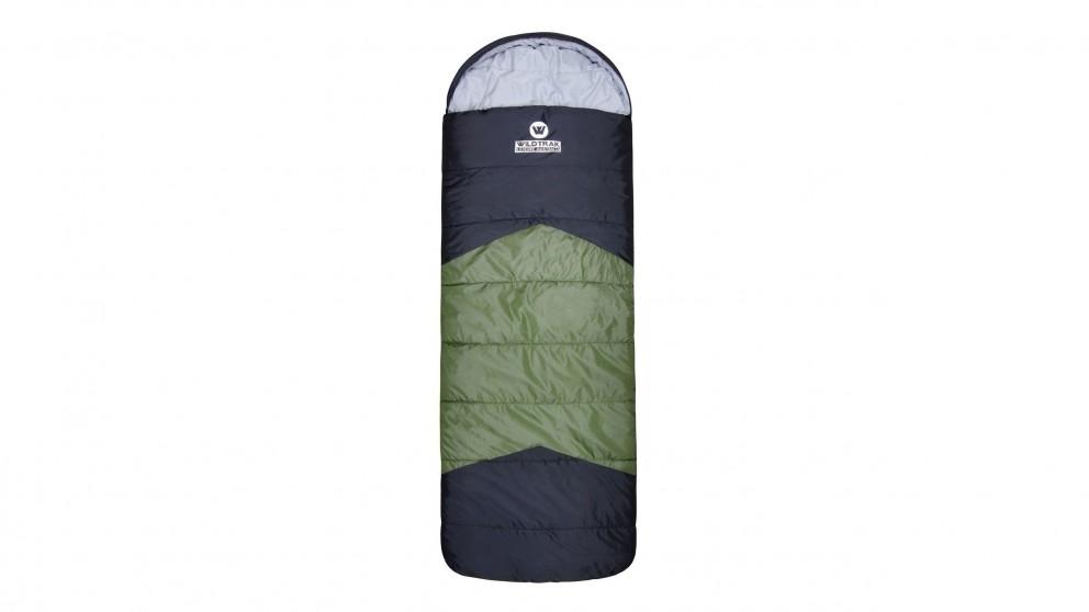 Wildtrak Bremer Junior Hooded Sleeping Bag - 0 to -5c