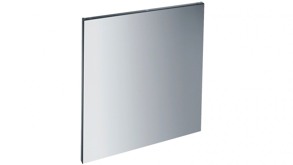 Miele Integrated Dishwasher Door Panel - Stainless Steel