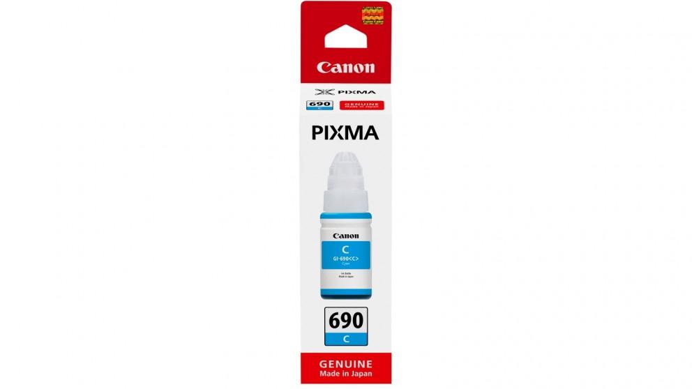 Canon GI690C Cyan Ink Cartridge