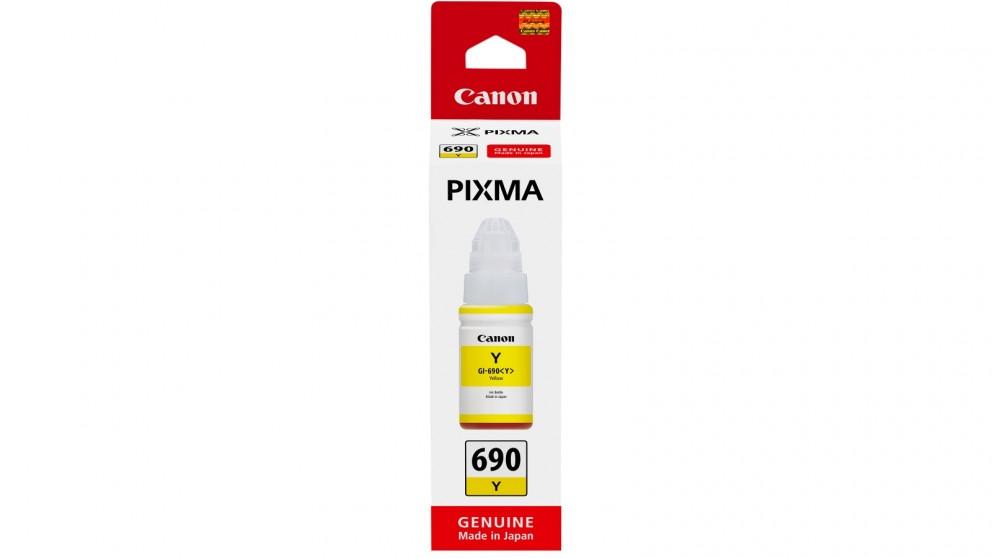 Canon GI690Y Yellow Ink Cartridge