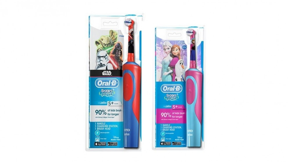 Oral B Vitality Kids Power Electric Toothbrush