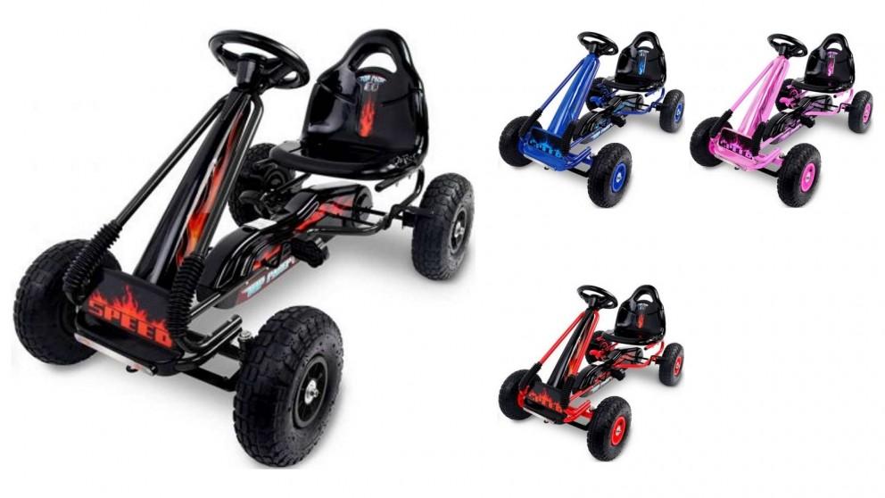 Rigo Kids Pedal Go Kart
