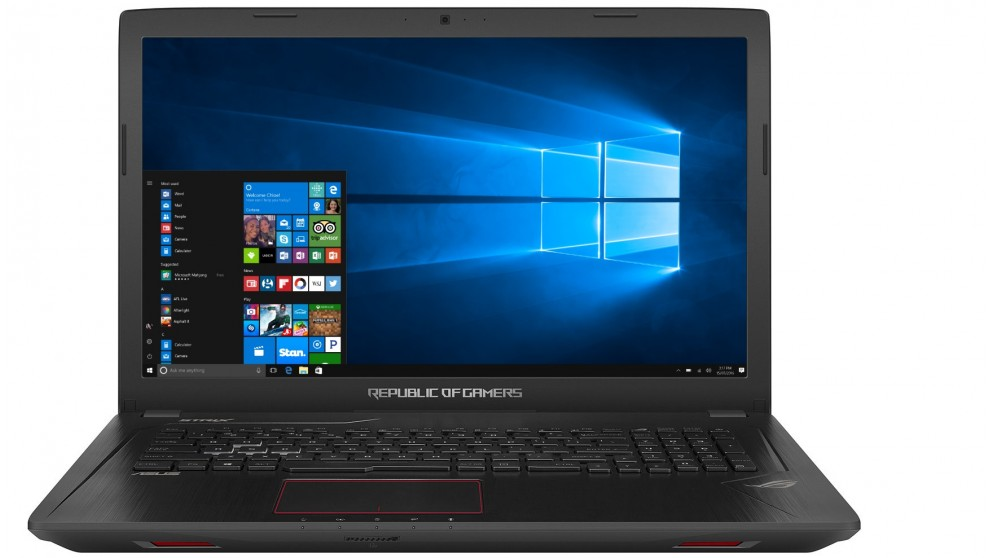 "Asus ROG Strix GL753VE-GC090T 17.3"" Laptop"