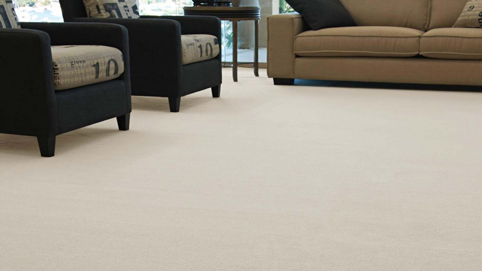 SmartStrand Forever Clean Accent - Gleaming Tan Carpet Flooring