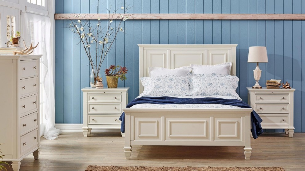 Buy Glenmore Queen Bed Harvey Norman Au
