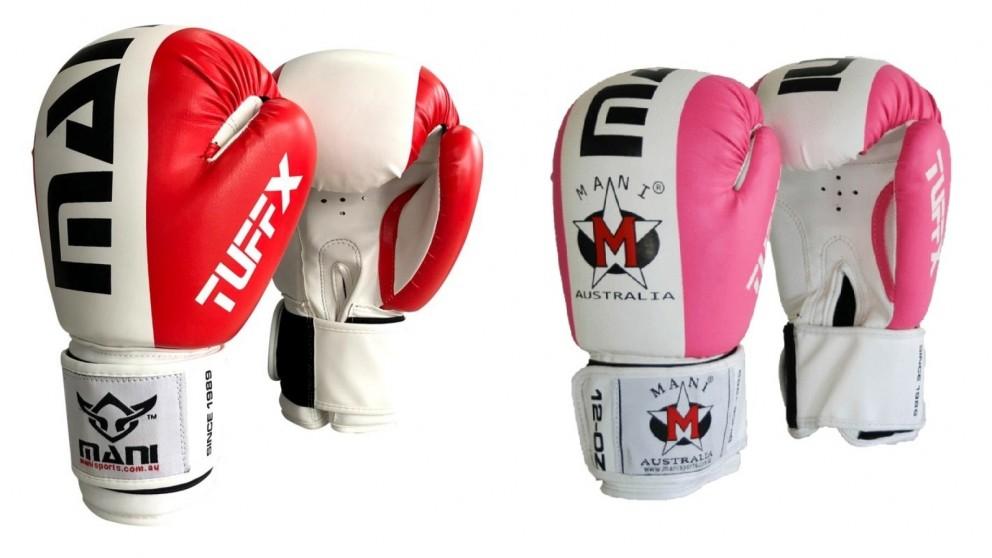 Mani Sports Tuffx Boxing Gloves