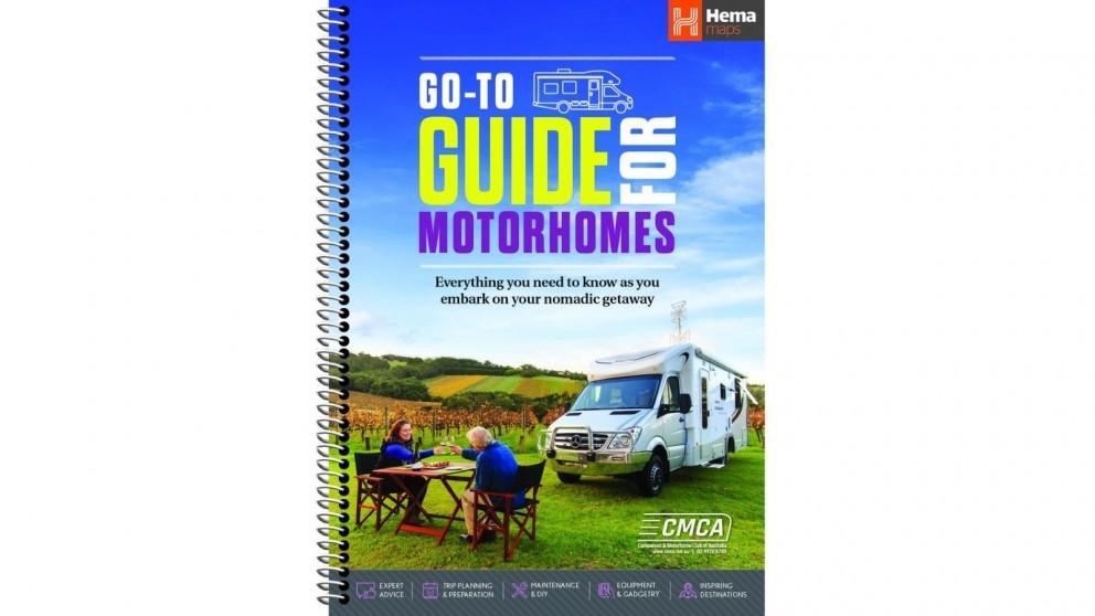 Hema Maps Go-To Guide for Motorhomes