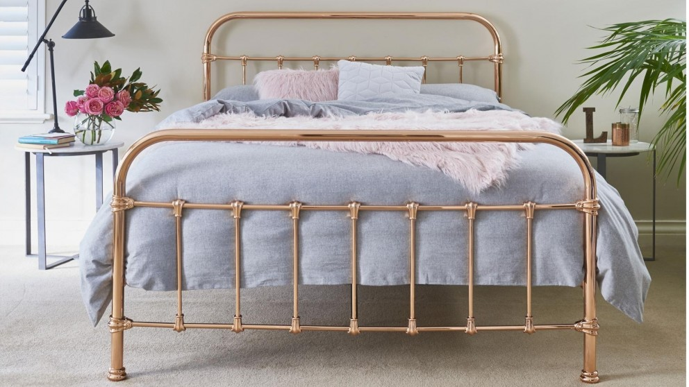 Buy Shelby King Bed Harvey Norman Au