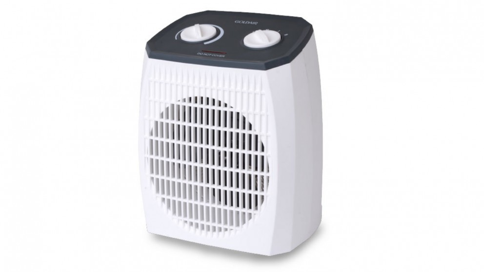 Goldair 2000W Upright Fan Heater
