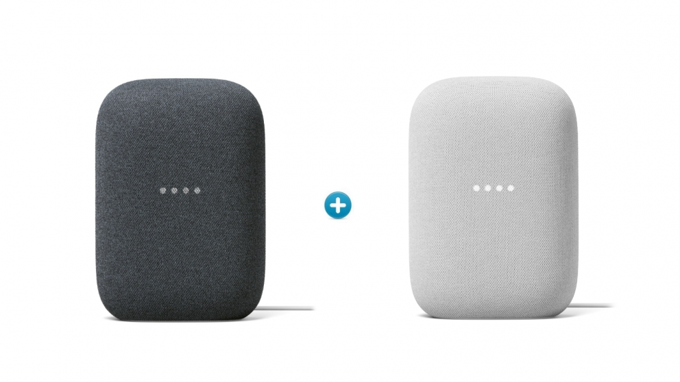 Google Nest Audio Bundle