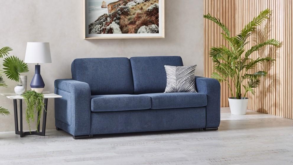Buy Alice Queen Fabric Sofa Bed Harvey Norman Au