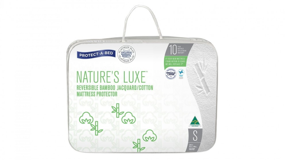 Protect-A-Bed Nature's Luxe Waterproof Mattress Protector