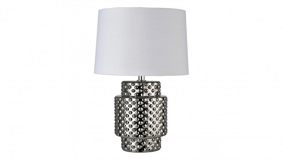 Dakota Chrome Lamp