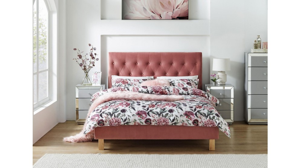 Adelle King Bed