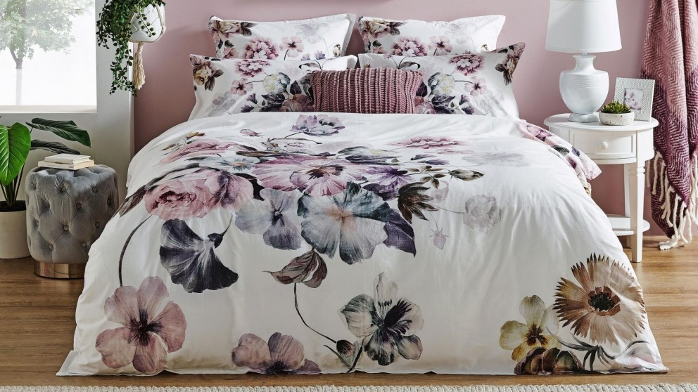 L'Avenue Adrianna Quilt Cover Set