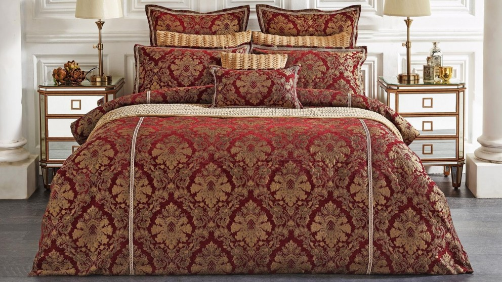 Napoleon Shiraz Quilt Cover Set