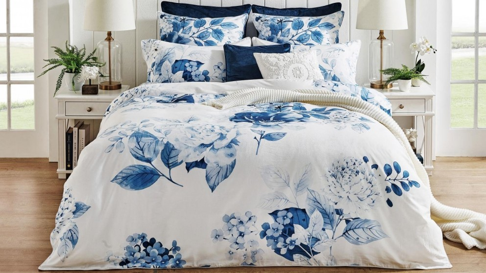 Pascal Quilt Cover Set