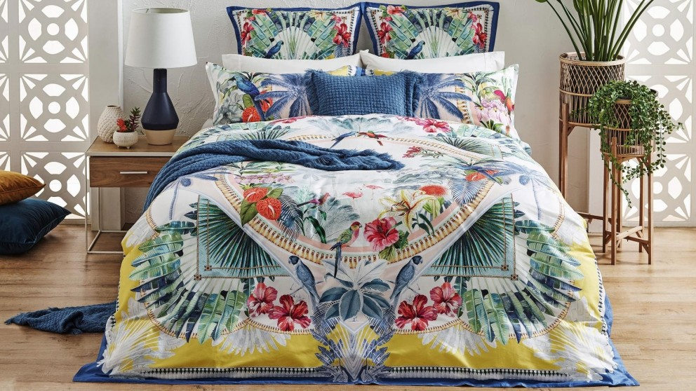 Sabina Quilt Cover Set