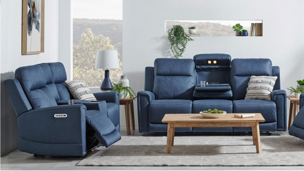 Wolgan Powered Recliner Sofa