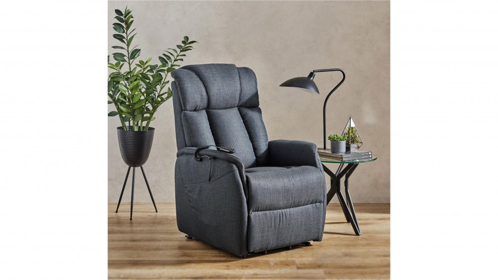 Dalton Fabric Dual Motor Lift Chair