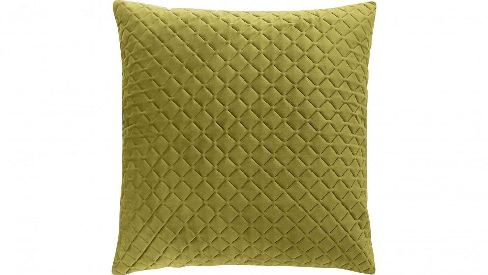 Alden Olive European Pillowcase