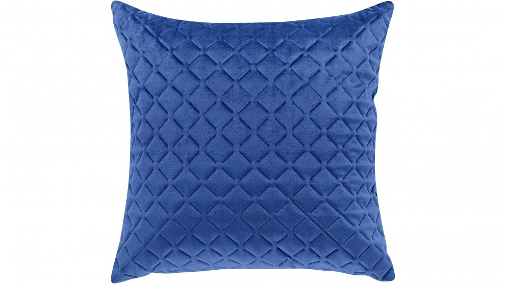 Alden Indigo Square Cushion
