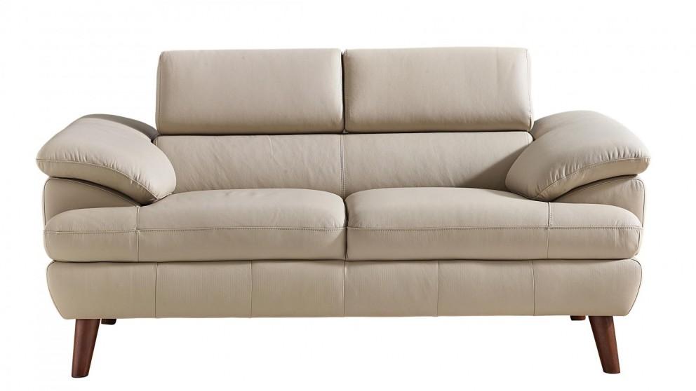 Boston 2-Seater Sofa - Wheat
