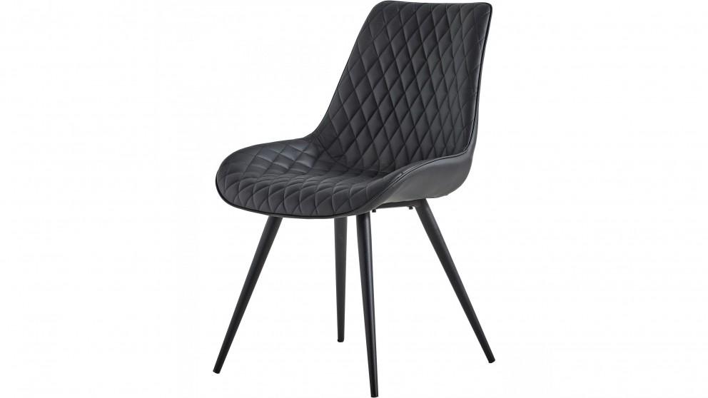 Jade Dining Chair - Black