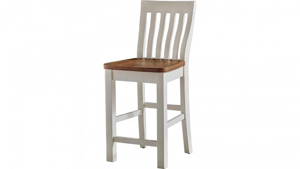 Marlow MKII Barstool with Back