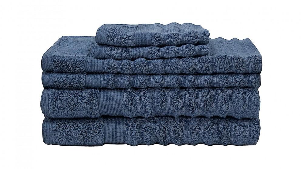 Hotel 21 Denim Towel Pack