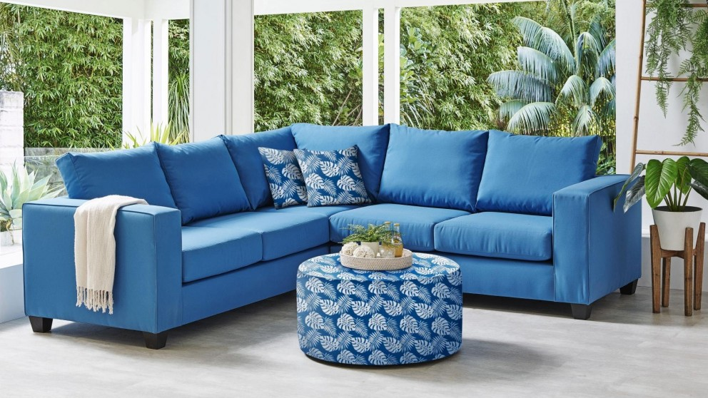 Redcliffe Outdoor Corner Lounge Setting
