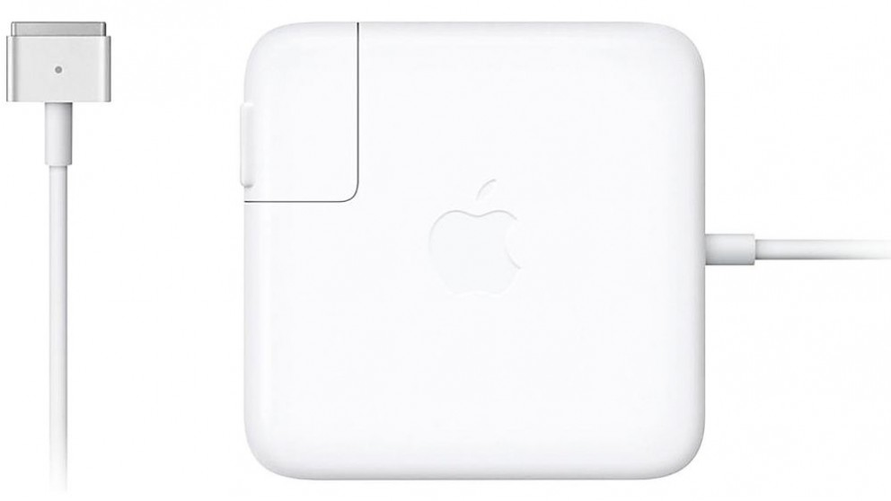 apple 45w magsafe power adapter for macbook air. apple 45w magsafe 2 power adapter 45w for macbook air