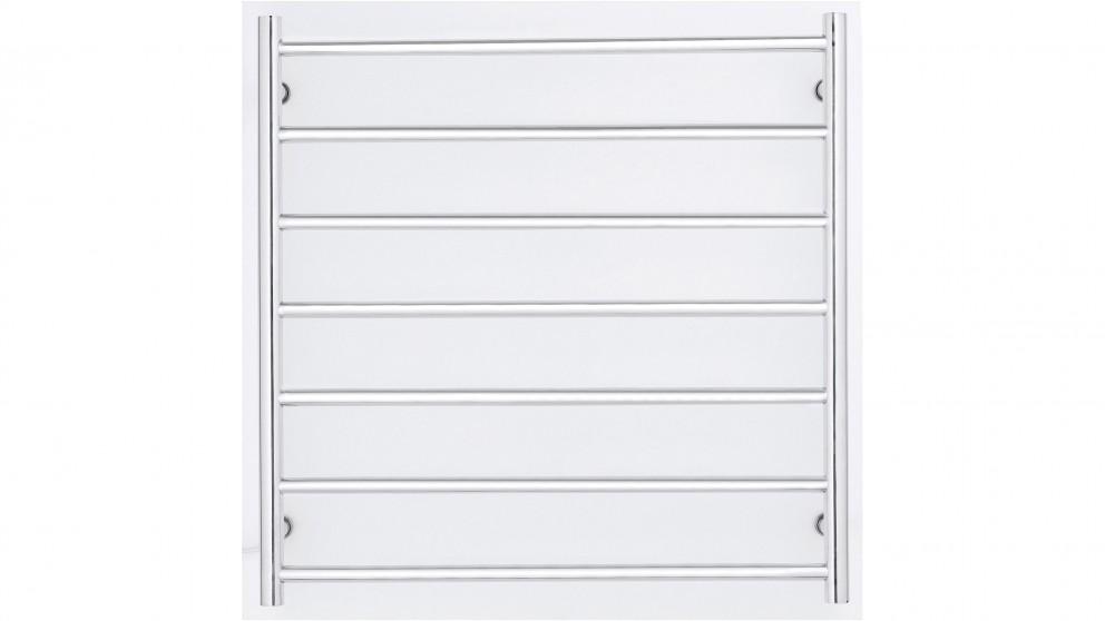 Linsol Allegra 7 Bar Wide Heated Towel Rail