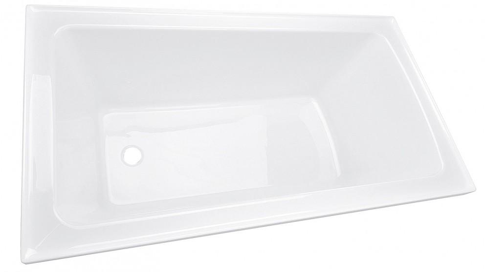 Decina Shenseki 1515mm Inset Bath - White