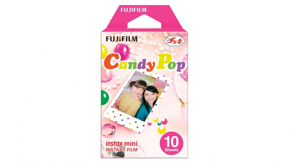 Instax Mini 10pcs Film - Candy Pop