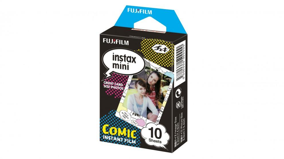 Instax Mini 10pcs Film - Comic