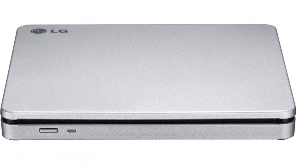 LG Ultra-Slim Portable DVD Writer