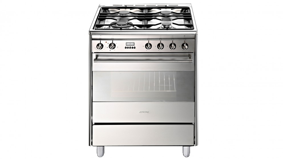 Smeg 600mm Gas and Electric Freestanding Cooker