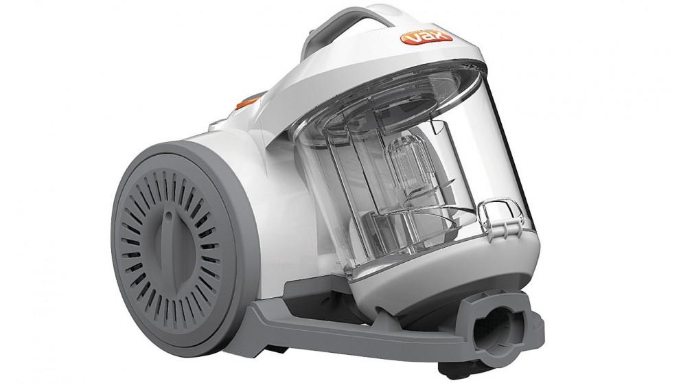 Vax VWC White Bagless Cylinder Vacuum Cleaner