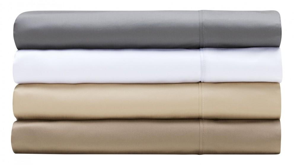 L'Avenue 1000 Thread Count Silver King Sheet Set