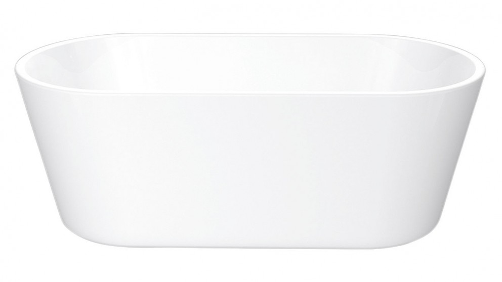 Buy Forme Oval Slim 1400 Freestanding Bath | Harvey Norman AU